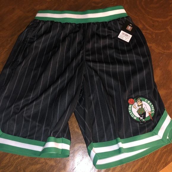 Celtics Shorts